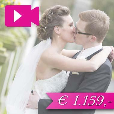 Hochzeitsvideo für 1.159 €